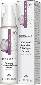 Derma E Online Only Peptide And Collagen Serum | Ulta Beauty - Like this one, good pump, doesn't irritate