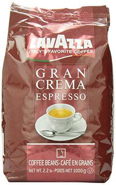 Lavazza Gran Crema Espresso, 2.2-Pound Lavazza http://www.amazon.com/dp/B005OJ4X32/ref=cm_sw_r_pi_dp_nCB6ub1D8FQT4