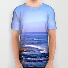 HDR, Limestone Cliffs, Seascape, Waves, Sky, Landscape, Australia.