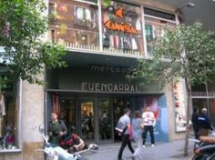 A place to find cool things! Mercado de Fuencarral (Madrid, Spain) http://www.mdf.es/