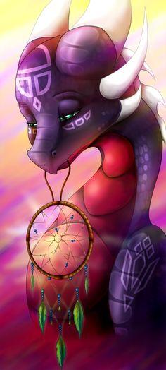 Dreamcatcher by MissRiverstyxx on DeviantArt