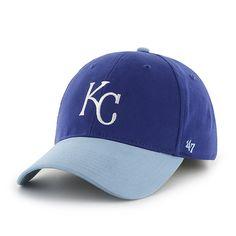 on sale 54e87 b7654 Kansas City Royals Short Stack MVP Royal 47 Brand YOUTH Hat