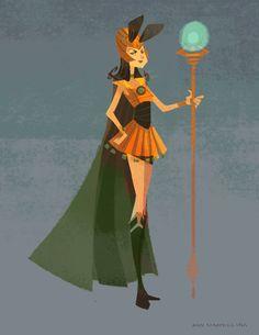 Sailor Loki by nna.deviantart.com on @deviantART