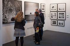 SILFERFINEART PHOTOGRAPHY @ art Karlsruhe (c) Gerald Berghammer Art Karlsruhe, Dark Hedges, Art Fair, Coat, Showroom, News, Fashion, Kunst, Moda