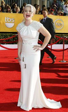 Kelly Osbourne - Badgley Mischka dress