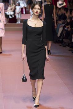 Dolce&Gabbana Fall Winter 15-16
