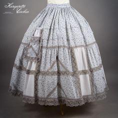 Margarita Vercher Modern Victorian, Margarita, Victoria Secret, Cosplay, Sewing, Womens Fashion, Skirts, Aragon, Clothes