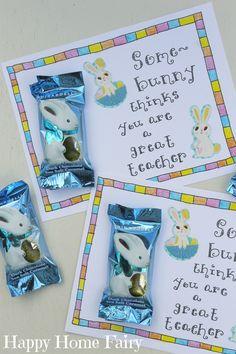 Cute teacher gift for teacher