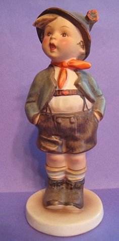 Hummel Figurine Brother