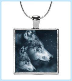 Phantasie Wolf Portrait (*Partner Link)
