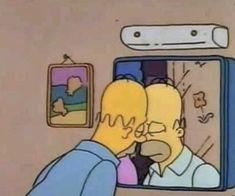 aesthetic mood + meme of Simpson Simpsons Meme, The Simpsons, Cartoon Icons, Cartoon Memes, Funny Memes, Costumes For Teens, Diy Costumes, Halloween Costumes, Women Halloween