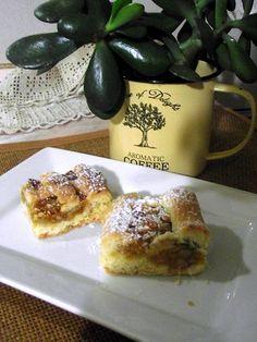 Crostata arance,noci e cannella
