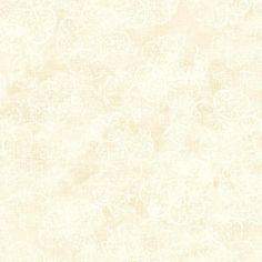 Cream Beige Leafy Scroll Wallpaper
