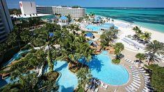Nassau, Bahamas - Another beautiful vacation spot. We stayed at the Sheraton Nassau Beach Resort. Bahamas Family Resorts, Bahamas All Inclusive, Bahamas Honeymoon, Bahamas Vacation, Bahamas Cruise, Cruise Vacation, Vacation Trips, Bahamas Beach, Beach Pool