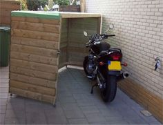 The Motobliekers 7 – BBQ until we fall ! The Motobliekers 7 – BBQ until we fall ! Motorbike Shed, Motorcycle Storage Shed, Bicycle Storage, Motorcycle Garage, Scooter Storage, Scooter Scooter, Motorcycle Shed Ideas, Motorbike Cover, Shed Storage