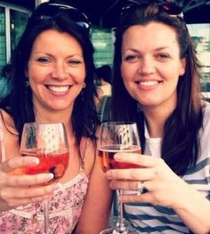 Harry and Louis' Mums!