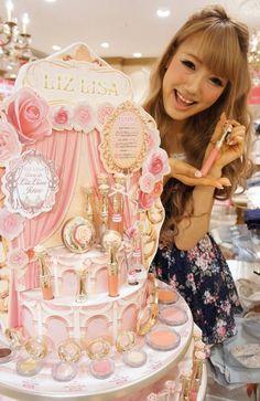 Liz Lisa cosmetic