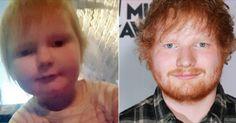 Conoce a la #bebé que enloquece a las redes gracias a su parecido con Ed Sheeran