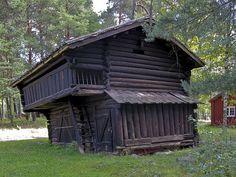 17th century. Sågudden open air museum, Arvika, Sweden