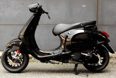 Vespa Gt, Vespa Scooters, Enduro Motorcycle, Motorcycle Types, Moto Car, Moto Bike, Vespa Sprint, Custom Cycles, Dark Horse