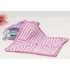 Premier® Spring Miters Washcloth Free Download