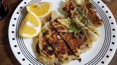 Bulgogi and Cheese Gozleme made with Plain Chobani