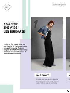 3 Ways To Wear from Stylefix Issue 36, http://itunes.apple.com/app/id687702960