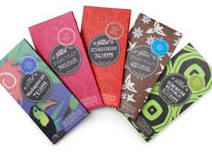 Love the new Tesco's finest chocolate packaging