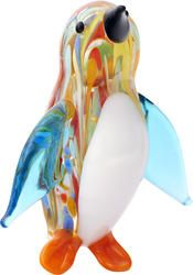 This colorful and elegant, hand crafted penguin Venetian style art glass sculpture is a unique penguin figurine. The three inch tall colorful penguin is solid glass and each piece comes in an elegant gift box. Penguin Images, Penguin Art, Penguin Love, Cute Penguins, Glass Figurines, Glass Animals, Stuffed Animals, Venetian, Statues