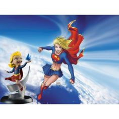 Figurine QFig DC Supergirl geek suisse shop noel Supergirl, Funko Pop, Shops, Bd Comics, Manga, Geek Stuff, Fictional Characters, Shopping, Art
