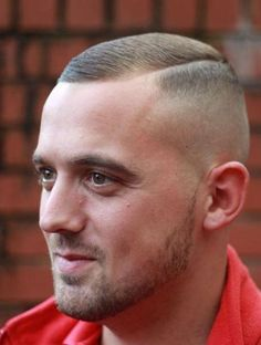 Short and smooth Short Fade Haircut, Short Hair Cuts, Short Hair Styles, Cool Haircuts, Haircuts For Men, Short Buzz Cut, Military Hair, Best Shave, Faded Hair