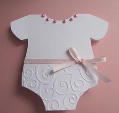 diy baby shower invitations Funsie Onesie Invitations it would be