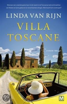 Villa toscane Villa Toscane is de nieuwe zomerthriller van Linda van Rijn.  Voor Heleen en Carlo gaat een langgekoesterde wens in vervulling met hun Italiaanse agriturismo. Het Toscaanse leven lacht hen toe tot een verschrikkelijke gebeurtenis alles op zijn kop zet...