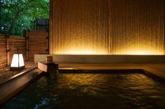 大浴場「こもれびの湯」 - 山代温泉 べにや無何有