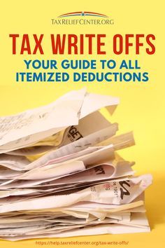 When exactly can you apply tax write-offs? If you're still unsure and want to get the full advantage of this itemized deduction, read on and find out! Small Business Tax, Business Ideas, Craft Business, Business Planning, Online Business, Tax Help, Small Business Organization, Income Tax Return, Accounting And Finance