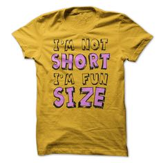 (Tshirt Like) IM NOT SHORT [Tshirt Sunfrog] Hoodies, Funny Tee Shirts