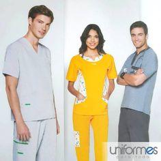 Deja que tu imagen transmita confianza y seguridad a tus clientes con nuestros #Uniformes   www.uniformesparatodo.com