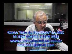 Arte do Equilíbrio - Alcides Melhado Filho - Tema Glândula Timo - 20-06-...
