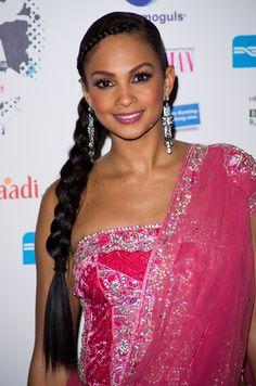 Alesha Dixon Dangle Decorative Earrings