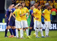 Onewstar: Mondiali: Brasile-Olanda 0-3, Selecao tra i fischi