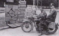 WW2 Motorcycles - http://ww2talk.com