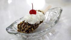 Craving dessert? Try Joy Bauer's banana split for under 200 calories