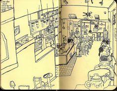 1369 Coffee Shop in Central Square.  DiscoverCentralSquare.com.