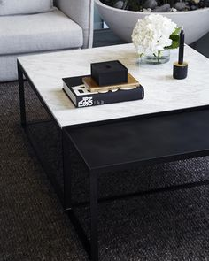 Awesome Marble Coffee Table