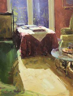 Illume Gallery of Fine Art Colley Whisson Australian Artist International Artist Salt Lake City Utah City Creek Center City Scenes