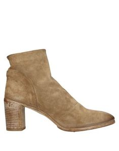 MOMA ANKLE BOOT. #moma #shoes Moma Shoes, World Of Fashion, Luxury Branding, Soft Leather, Shoe Boots, Booty, Beige, Zip, Heels
