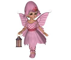 Fairy Poser Tubes | Fantasia de una PrinCesa: Postales Hadas Y Princesas 3D