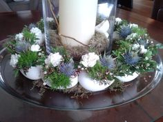 Spring primavera - Home Page Bulb Flowers, Spring, Floral Arrangements, Diy And Crafts, Table Decorations, Plants, Christmas, Blog, Home Decor