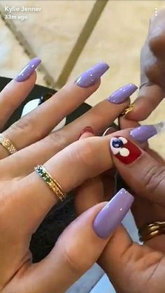 Ideas For Nails Square Long Kylie Jenner Acrylic Nails Natural, Square Acrylic Nails, Almond Acrylic Nails, Best Acrylic Nails, Acrylic Nail Designs, Coffin Nails Designs Kylie Jenner, Acrylic Nails Kylie Jenner, Kylie Nails, My Nails