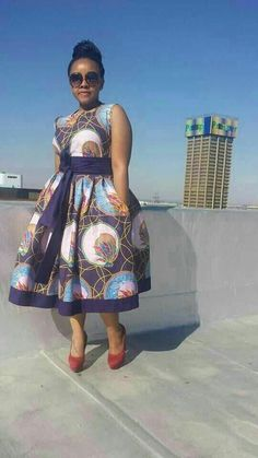 Africa fashion, elegant and chic styles -bow Africa fashion, elegant and chic styles - African Ankara dress African Clothing for Woman Midi Dress Latest Ankara Dresses, Ankara Dress Styles, African Print Dresses, African Fashion Dresses, African Attire, African Wear, African Dress, African Prints, African Style